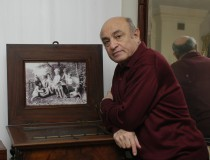 Джон Григорьевич Мостославский