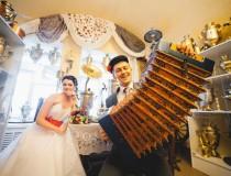 """Свадьба в музее """"Музыка и время"""""""